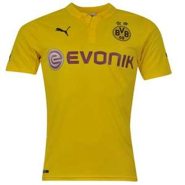 [sportsdirect.com][GB] PUMA BVB Borussia Dortmund Champions League Trikot 14/15 S - 3XL für 39,99€