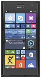 "Nokia Lumia 735 ""LTE"" Dark Grey Amazon.fr"