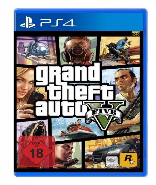 [PS4]GTA V - 49,99