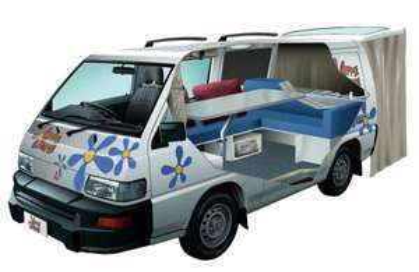 Campervans: 2 Wochen Australien 304,- € komplett / 3 Wochen 406,- € komplett - Angebote auch für Kanada