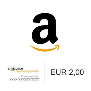2€ Amazon GS @Ebay