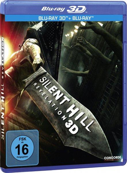 [Amazon.de] Silent Hill: Revelation 3D (+2D Blu-ray) für 7,97 €