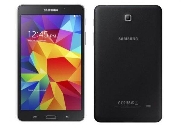 (brands4friends) Samsung Galaxy Tab 4 7.0 Schwarz für 125,90€
