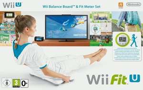 [Lokal Expert Dormagen] Wii Fit U inkl. Balance Board + Fit Meter