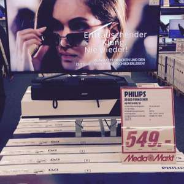 Philips 40 5969/12 LED 3D Fernseher