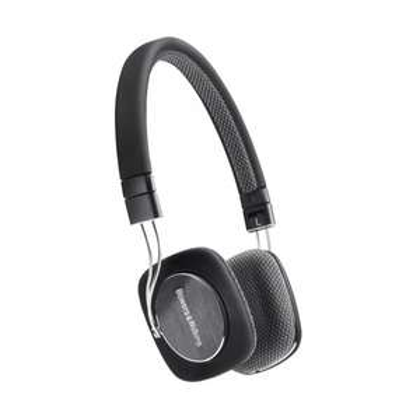 Bowers & Wilkins P3 Ultraleicht HiFi-Kopfhörer in schwarz