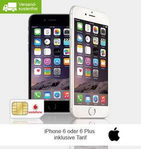 Smart L mit Iphone 6 Plus 16GB bei Limango