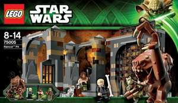 Lego™ - Star Wars: Rancor Pit (75005) ab €44,95 [@Real.de]