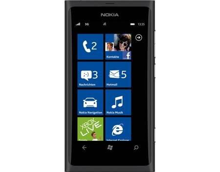 Mein Paket Nokia Lumia 800 (DEMOWARE) 74,90€ VK FREI 71,33 mit 5SPAREN  LUMIA620 f. 80,95€
