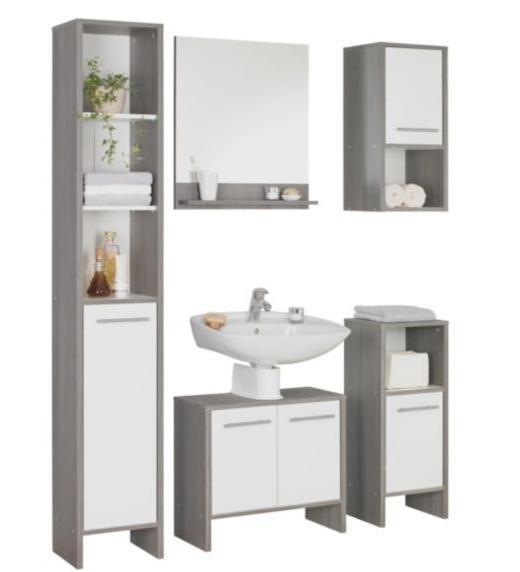 [XXXL Shop / Einrichtungshäuser] Badezimmer-Möbel 5-teilig für 99,90€
