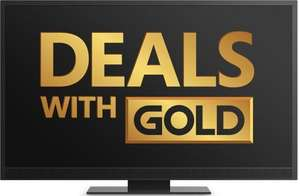 Xbox Live Deals with Gold
