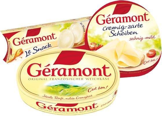 [LOKAL - Dresden/Chemnitz/Ost] Geramont Käse versch. Sorten (feine Scheiben, Le Snack und Frisch-Genuss) für 1,29€ [EDEKA]