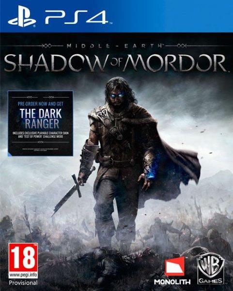 Mittelerde: Mordors Schatten (PS4) für 38,95€ inkl. Versand