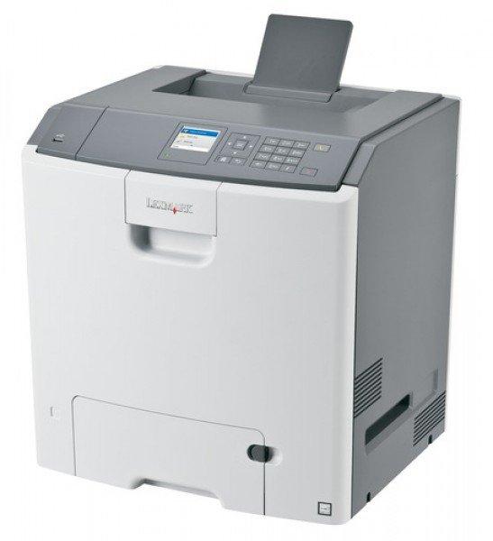 [Office-Partner.de] LEXMARK C746dn Farblaserdrucker