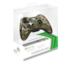 [konsolenkost.de] Xbox 360 Camouflage Controller Limited Edition