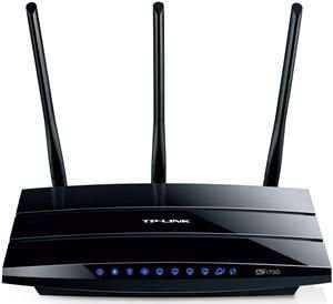 TP-LINK Archer C7 - Wireless AC1750 Dualband Gigabit Router für 77,77€ @ Computeruniverse oder Amazon.de