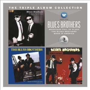[Saturn on+offline/Amazon] Blues Brothers Triple Album Collection 7,99€ und weitere ...