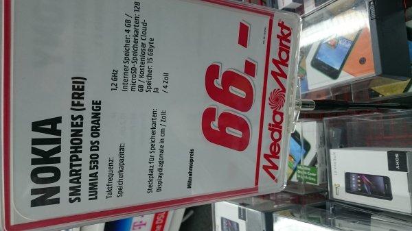 Nokia Lumia 530  für 66 Euro Lokal