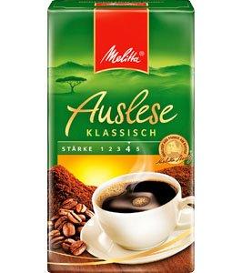 KAUFLAND + Netto MarkenDiscount - 500g Melitta Kaffee Auslese und Harmonie