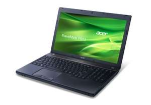 Notebook Acer Travelmate P653 mit Intel i7, 256GB SSD, 8GB RAM, mattes Display