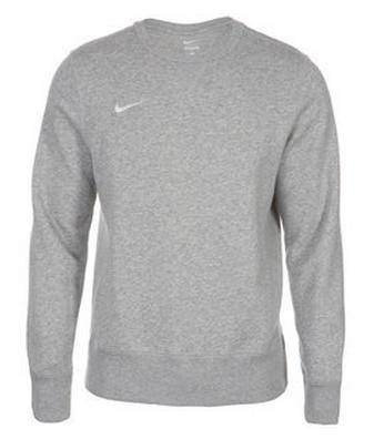 [Outfitter.de] Nike TS Core Fleece Crew Sweatshirt (Grau, Blau und Schwarz)