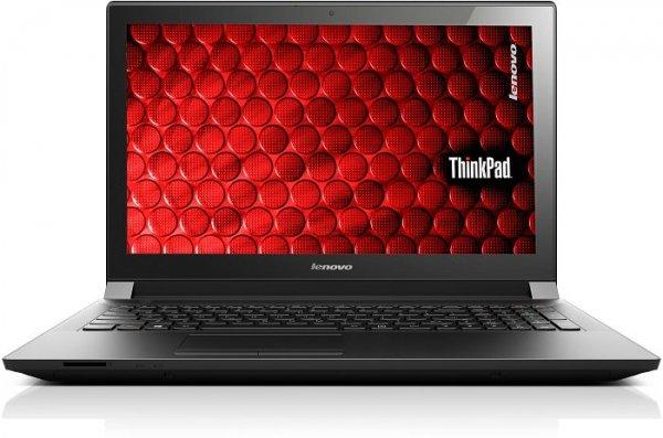 """Lenovo B50-70 (i3-4005U, 4GB RAM, 320GB HDD; 15,6"""" matt) - 284€ @ cyberport"""