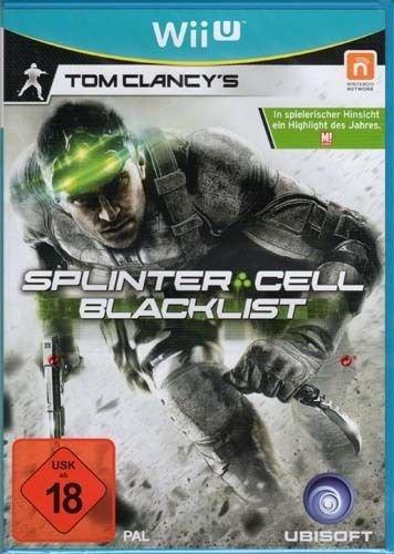 [Wii U] Splinter Cell Blacklist für € 13,90 bei eBay
