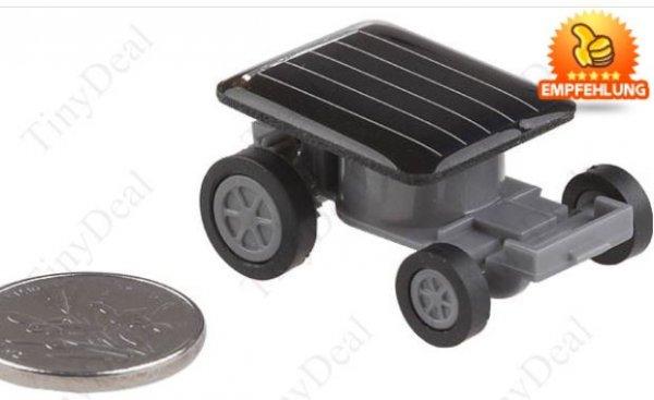 Mini Solarauto - Tinydeal.com !!! kostenloser Versand