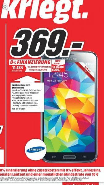 [MM AMBERG] Samsung Galaxy S5 G900F 16GB schwarz
