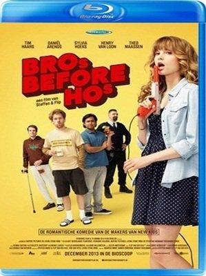 [grooves-inc.de] BROs BEFORE HOs - Vorbestellen : Bluray 14,32€ & DVD 10,92€