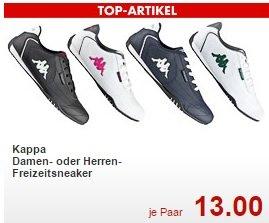 [BUNDESWEIT?] Kaufland Stuttgart Mühlhausen KAPPA Sneakers für Damen oder Herren