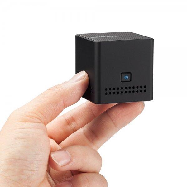 Anker® Pocket Bluetooth Lautsprecher - Ultra Tragbarer Wireless Speaker mit 12 Stunden Spielzeit, NFC Kompatibilität und Full High-Def. Sound (Schwarz)