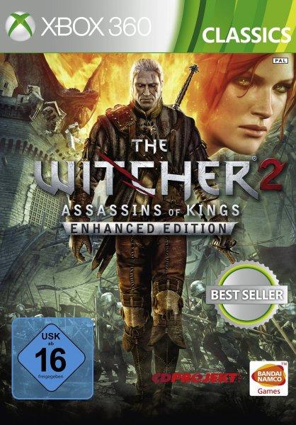 The Witcher 2 Assasis of Kings kostenlos für XBox Gold Mitglieder