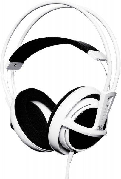 [Computeruniverse] SteelSeries Siberia Full-Size Headset weiß für 29,49€ inkl. Versand