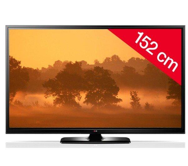LG 60PB5600 - Plasma-Bildschirm für 668,99€ inkl. Versand
