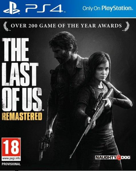 The Last of Us - Remastered PS4 für 36,50€ inkl. Versand