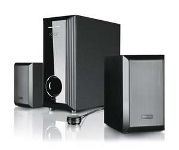 Speedlink Gravity X-XE 2.1 Lautsprechersystem für 57,67 EUR inkl. VSK