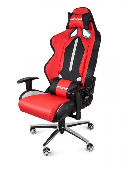 AKRACING Pyro Gaming Chair rot/schwarz (Caseking)