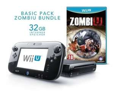 [Online AT] Nintendo Wii U ZombiU Premium Pack (inkl. Wii U Pro Controller)