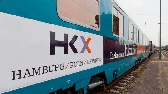 HKX Bahn Gutschein [Groupon]  mit 30% Nachlass plus 15% Extra =14,88 statt 25