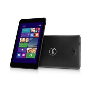 "Dell Venue 8 Pro - 8"" (1280 × 800), Win 8.1, Intel Z3735G - 4x 1.33GHz, 1 GB RAM, 32 GB Flash, Office 365 Personal (1 Jahr) für 99€ @ Dell"