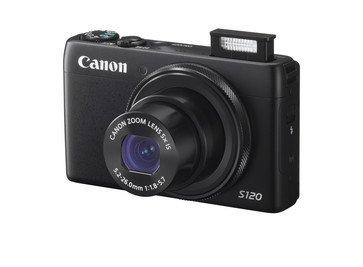 Canon PowerShot S120 mit Original Canon Tasche
