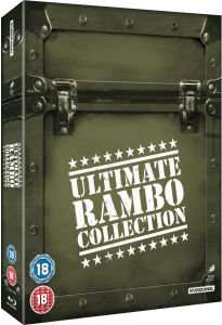 The Ultimate Rambo Collection 1-4 (Blu-ray) für 15,60€ @Zavvi.de