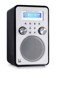 @Dealclub -  Roth DBT-001 VERTICAL DAB+/FM/BLUETOOTH RADIO in schwarz für 59,99€ inkl. VK