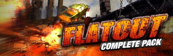 FlatOut Complete Bundle [BUNDLESTARS]