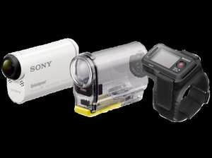 SONY HDR-AS 100 VR inkl. Live View Remote