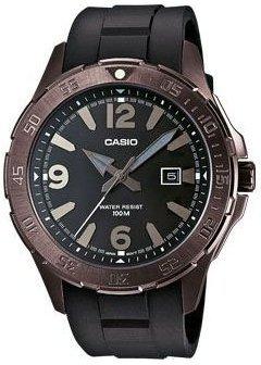 [Amazon] Casio MTD-1073-1A1VEF Herrenuhr mit Resin-Armband für 33,86€ incl.Versand!