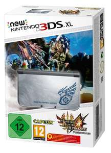 New 3DS XL Monster Hunter 4 Bundle Limited Edition EUR 231,88
