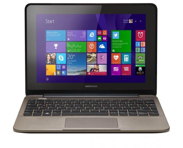 (Ebay) MEDION® AKOYA® E1232T für 199,-€ (B-Ware) Multitouch Netbook 1,58 GHz 4GB 500GB