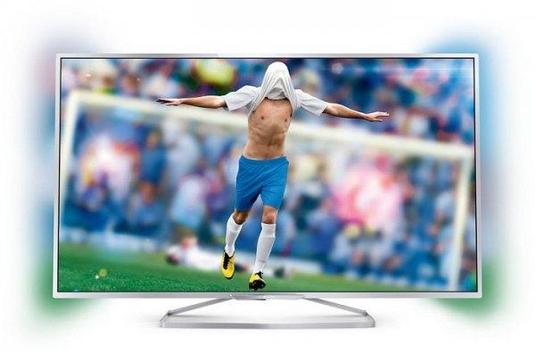 Philips 55PFK6609 140 cm (55 Zoll) 3D-Ambilight-LED-Backlight-Fernseher für 900€ (Vergleichspreis: 980€) WOLOLOOO